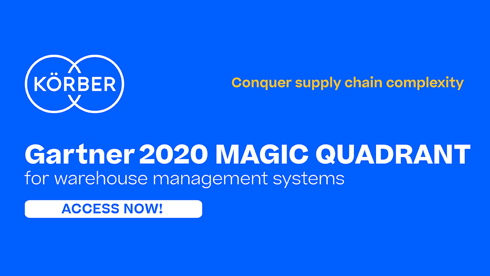 Gartner 2020 Magic Quadrant Banner