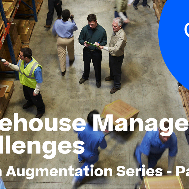 Human Augmentation in your Warehouse Management System